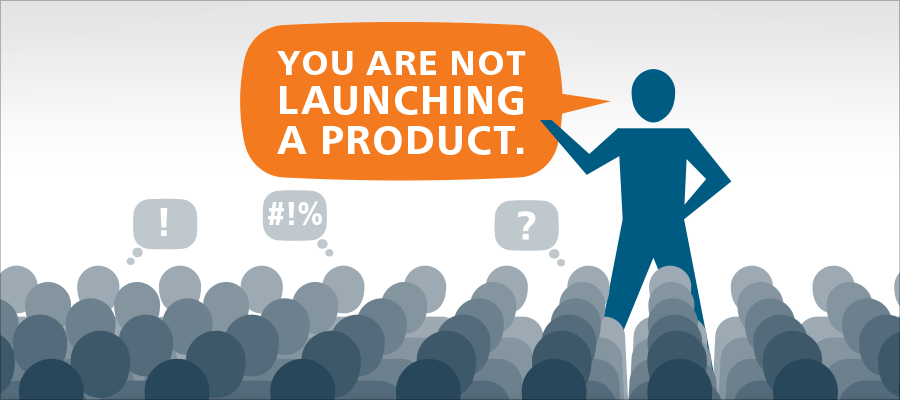 What Are You Launching?