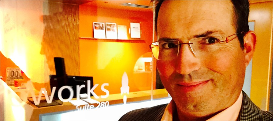 7 Questions and a Selfie: Bob Freytag, Co-Founder, Introworks